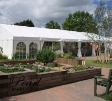 Garden Charity Event