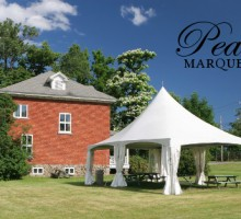 White Gazebo Hire