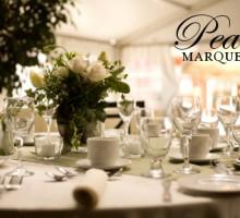 Classic Marquee Decoration