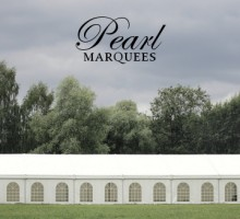 Long Marquee at Countryside Event
