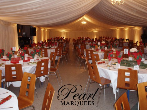Indoor Party Marquee