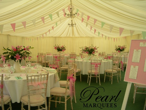 Wedding Marquee Decoration Ideas - Home Matthew Brindle